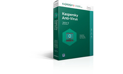 Kaspersky Anti-Virus 2017 1-user 1-year