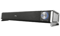 Trust Asto Sound Bar PC Speaker Black