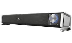 Trust Asto Sound Bar PC Speaker Black