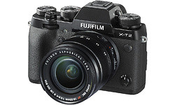 Fujifilm X-T2 18-55 kit Black