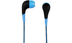 Hama Neon In-Ear Stereo Earphones Blue