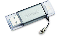 Verbatim iStore 'n' Go 64GB Grey