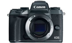 Canon Eos M5 Body Black