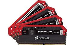 Corsair Dominator Platinum ROG Edition 32GB DDR4-3200 CL16 quad kit