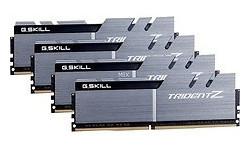 G.Skill Trident Z Black/Silver 32GB DDR4-3200 CL16 quad kit