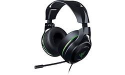 Razer ManO'War 7.1 Wired Headset Limited Green Edition