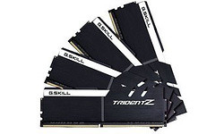 G.Skill Trident Z Black/White 32GB DDR4-3400 CL16 quad kit