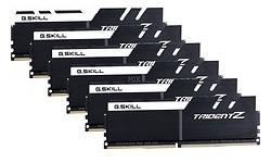 G.Skill Trident Z Black/White 64GB DDR4-3200 CL16 octo kit