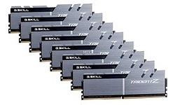 G.Skill Trident Z Black/Silver 64GB DDR4-3200 CL16 octo kit