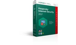 Kaspersky Internet Security 2017 Base Multi Device 3-user 1-year (NL)