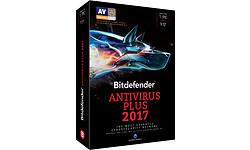 Bitdefender Antivirus Plus 2017 Base 1-user (NL/FR)