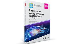 Bitdefender Internet Security 2017 Base Multi Device 10-user 2-year (NL)