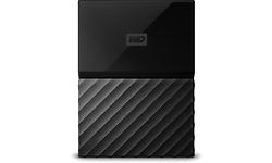 Western Digital My Passport 2TB (Mac) Black