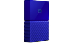 Western Digital My Passport 2TB Blue