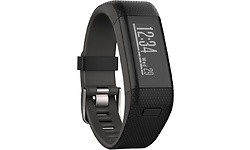 Garmin Vivosmart HR+ Black XL
