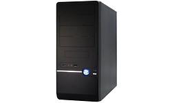 Inter-Tech Starter Case 4 Black