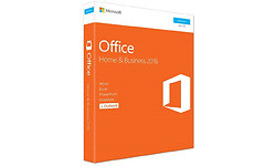 Microsoft Office Home & Business 2016 (EN)
