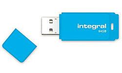 Integral Neon 64GB Blue