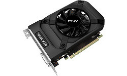PNY GeForce GTX 1050 Ti 4GB
