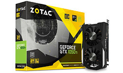 Zotac GeForce GTX 1050 Ti OC 4GB