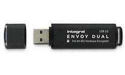 Integral Envoy DualPlus 128GB Encrypted