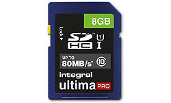 Integral UltimaPro SDHC 8GB