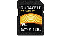 Duracell Professional SDXC UHS-I 128GB