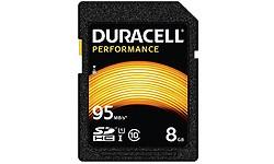 Duracell Performance SDHC UHS-I 8GB