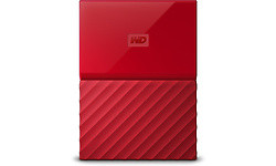 Western Digital My Passport 1TB Red