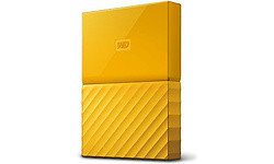 Western Digital My Passport 1TB Yellow