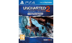 Uncharted 2: Among Thieves (PlayStation 4)