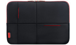 "Samsonite Airglow Sleeve 14,1"" Black/Red"
