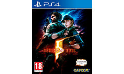 Resident Evil 5 Remastered (PlayStation 4)