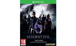 Resident Evil 6 Remastered (Xbox One)