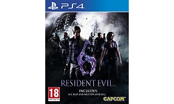 Resident Evil 6 Remastered (PlayStation 4)