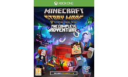 Minecraft: Story Mode, The Complete Adventure (Xbox One)