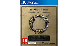 The Elder Scrolls Online: Tamriel Unlimited, Gold Edition (PlayStation 4)