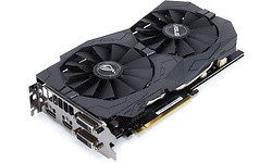 Asus GeForce GTX 1050 Ti Strix 4GB