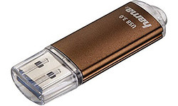 Hama FlashPen Laeta 128GB Brown