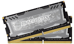 Crucial Ballistix Sport LT Grey 16GB DDR4-2400 CL16 kit Sodimm
