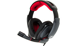 Sennheiser GSP 350 Black/Red