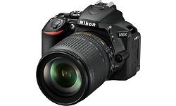 Nikon D5600 18-105 kit Black