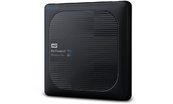 Western Digital My Passport Wireless Pro 4TB Black