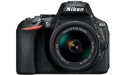 Nikon D5600 18-55 kit Black