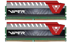 Patriot Viper Elite Black/Red 32GB DDR4-2400 CL15 kit