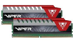 Patriot Viper Elite Black/Red 16GB DDR4-2400 CL15 kit