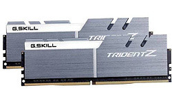 G.Skill Trident Z Silver 16GB DDR4-3200 CL16 kit