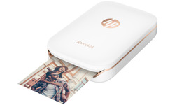 HP Sprocket Mobile Photo Printer White