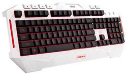 Asus Cerberus Arctic Gaming Keyboard White