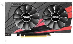 Asus GeForce GTX 1050 Ti OC 4GB